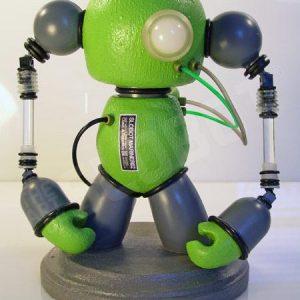 mike slobot_SLOBOT_Mariner02_02_robot art