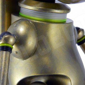 Mike Slobot Demon Hunter LA Robot Show Arm Joint