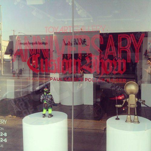 Mike Slobot Demon Hunter LA Robot Show
