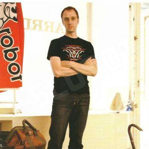 Paul Budnitz Kidrobot Interview ReadyMade Magazine 2003