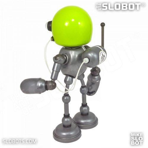 Mariner 2014 Robot based on Hasbro Mighty Mugg from reverse left