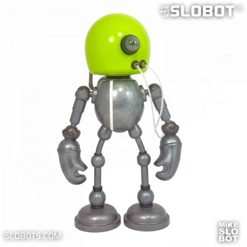 Mariner 2014 Robot based loosely on Hasbro Mighty Mugg