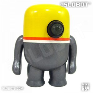 Mike Slobot Venusian Robot Soccer Coach front