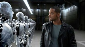 Will Smith I Robot the Movie Sonny Slobots.com