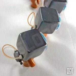 Mike Slobot A19 Fleet Mechanics Robot Repair Top View Group