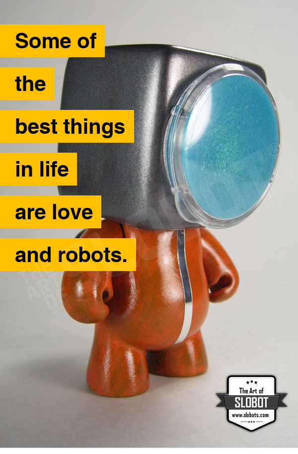 love, robots