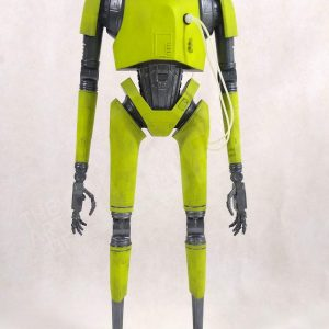 Mike Slobot - Custom K2SO Star Wars Protocol Droid
