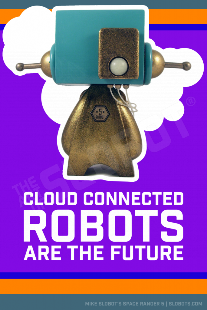 cloud robotics internet of things the matrix terminator irobot AI Artificial Intelligence IOT