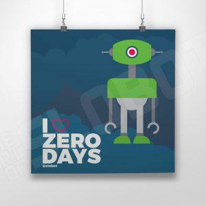Mike Slobot I Heart Zero Days