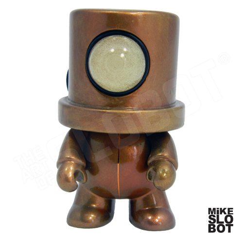 Mike Slobot Pop Art Robot Sculpture MidCentury Collectible Retro Robot