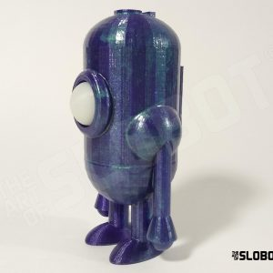 Mike Slobot Carl 5 Galaxy Blur Edtion 1 of 1