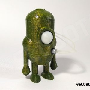 Mike Slobot Carl 5 Green Drink Edtion 1 of 1