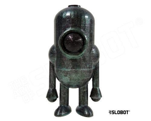 Carl 5 Galaxy Vector large robot sculpture