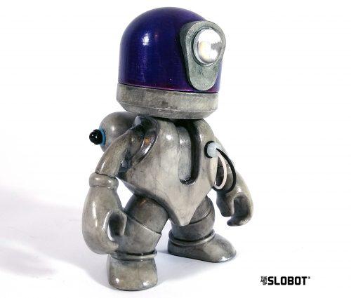 Mike Slobot Robot Ninety Nine