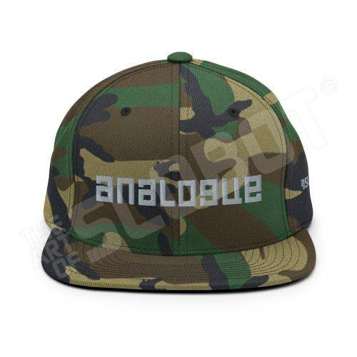 Mike Slobot Analogue Hat in Camouflage - Camo