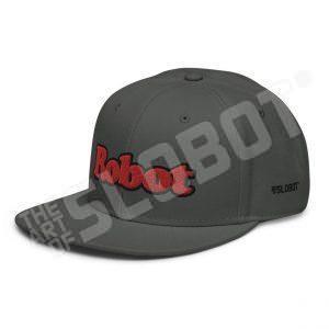 Mike Slobot Retro Robot Hat Front Left