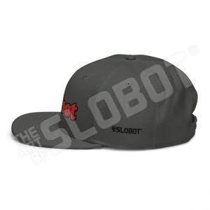 Mike Slobot Retro Robot Hat Left