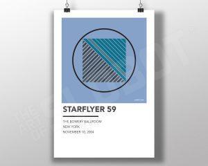 Starflyer 59 Live Nov 2004 NYC Mike Slobot